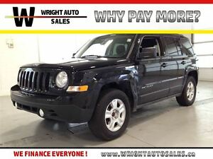 2014 Jeep Patriot NORTH EDITION| 4WD| HEATED SEATS| CRUISE CONTR