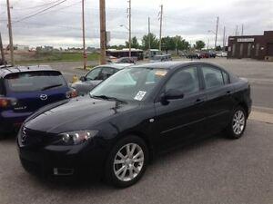 2008 Mazda MAZDA3 5SPD!!! FULLY LOADED!!! ALLOYS!!!