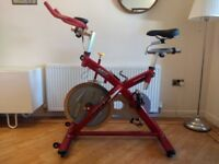 Indoor Cycle - BH Fitness SB2 - Flywheel weight 18 kg