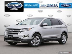 2015 Ford Edge SELSunroof|GPS|Leather