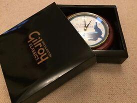 Gilroy Classic 2000 Collection Original Guinness Clock