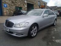 MERCEDES BENZ S350L BLUE-EFFICIENCY 2010++FULLY SERVICED++1 OWNER FROM NEW++IMMACULATE CONDITION!!