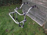 Cycle Carrier / Bike Rack To Fit On Spare Wheel Of 4x4 Vehicle