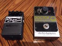 EHX Doctor Q Envelope Follower and Boss FDR-1 Fender Deluxe Reverb