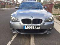 BMW E60 FACTORY MSPORT LPG CONVERTED