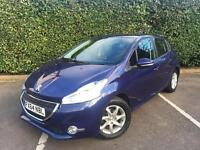 Peugeot 208 1.2 Vti active 5dr Cheap running costs + £20 road tax