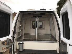 Citroen dispatch/Peugeot expert 2.0hdi dog van low mileage