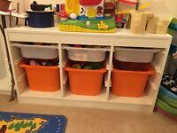 Ikea Trofast toy storage
