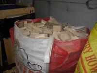 Large Builder sacks of Firewood
