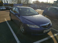 ++++QUICKSALE BULLETPROOF MAZDA 6 2003 PLATE+++FULL LEATHER INSIDE WITH MOT+++