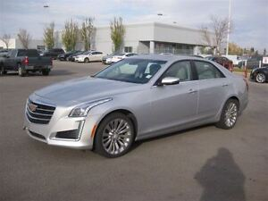 2015 Cadillac CTS 3.6L Luxury AWD Leather Sunroof NAV