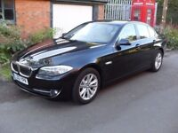 BMW 520d FULLY LOADED. Big Screen Sat Nav Head Up, 6 Cameras, NIGHT VISION. not 530d 320d 330d 535d