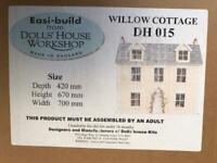 Dolls House Workshop - Willows Cottage Plus Basement Kits