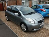 2006 Toyota Yaris 1.0 Ltr T3 NOW SOLD SOLD SOLD SOLD !!!!!