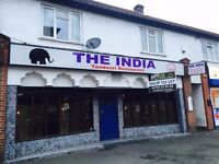 Restaurant To Let - THE INDIA - Langley High Street , Slough