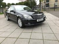 mercedes c220 cdi blueefficiency elegance 2010