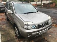 2005 Nissan X-Trail 2.2 dCi Sport 5dr ~ Diesel ~ Cheap CarFull Service History ~ Long MOT