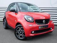 smart fortwo coupe PRIME PREMIUM PLUS (red) 2016-06-13