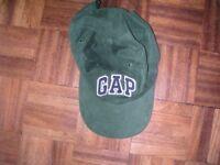 5 kids baseball caps including Gap & Lonsdale