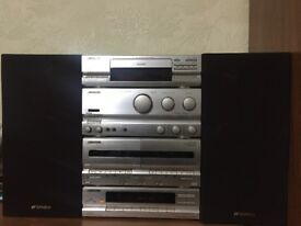 Sansui stereo system separates - in very good condition