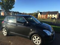 Suzuki Swift 1.3 TD 5dr Diesel 2010 Low Mileage Long MOT Service History