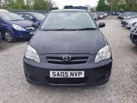 Toyota Corolla 1.6 VVT-i T Spirit 5dr, HPI CLEAR. 2 KEYS. FULL MOT HISTORY. GOOD CONDITION