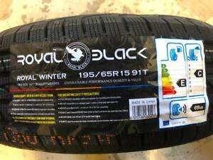 Winter 195/65R15 Set of Four Brand New for $220.00!!