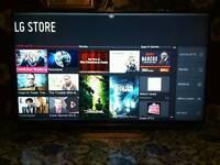 """LG 47"""" Full HD 1080p 3D Smart Freeview HD IPS LED"""