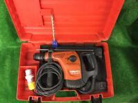 Hilti TE 40 AVR Hammer Drill / Breaker 110v