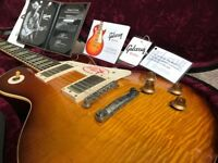 Gibson Custom Shop Billy Gibbons Pearly Gates 1959 Les Paul Standard VOS R9 - as NEW, UNPLAYED