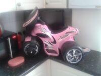 eetric quad bike