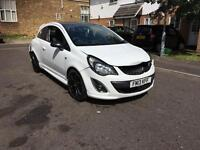 VAUXHALL CORSA 13 REG 2013 LIMITED EDITION 38,000 MILES CAT D SALVAGE DAMAGED REPAIRABLE