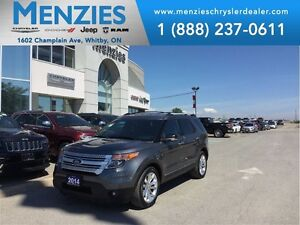 2014 Ford Explorer XLT 4x4, GPS, Bluetooth, Clean Carproof