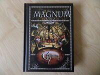 "Magnum ""The Gathering"" (5 disc collection with previously unreleased tracks and 60 page booklet) £25"