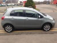 TOYOTA YARIS 1.33 VVT-i TR 5dr MMT [6] (silver) 2009