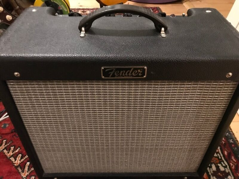 Fender Blues Junior III guitar amp with Celestion speaker - used, used for sale  Kingston, New Malden