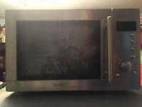 Microwave Hinari - Stainless Steel