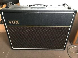 VOX AC30 6 TBX 2003 UK Marshall Built £900 (sensible offers considered)
