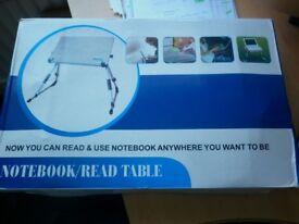 Portable Notebook/Readtable
