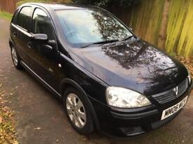 Vauxhall Corsa 1:2SXI 5 door Very Low Mileage