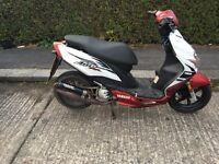 Yamahah jog rr 50cc
