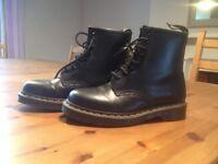 Dr Martens Boots, Size 6