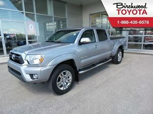 2015 Toyota Tacoma 4WD Double Cab V6 Auto LIMITED w/NAVI/LEATHER