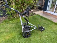 Power Caddy Classic Golf Trolley