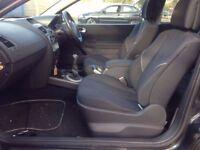 2004 (May 04) RENAULT MEGANE 1.5 DCi 80 DYNAMIQUE SPORT - 3 Doors Hatchback - DIESEL - Manual -BLACK