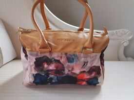 Womens Floral Print Ted Baker Handbag