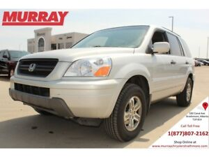2004 Honda Pilot EX-L *7-SEATER! DVD! LEATHER!*