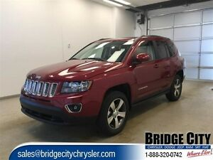2016 Jeep Compass HIGH ALTITUDE!