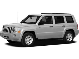 2010 Jeep Patriot Sport/North LOW KMS CHECK IT OUT