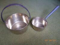 Brass Preserving Pan